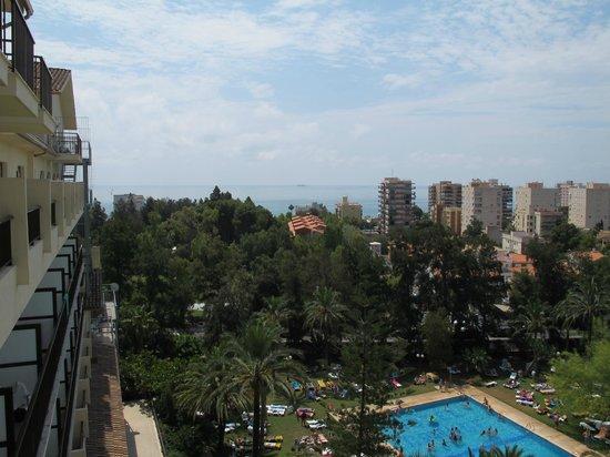 Hotel Intur Orange : vista