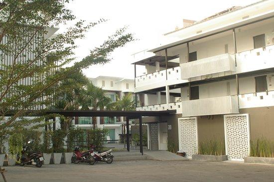 Prima Villa Hotel: Корпус с номерами стандарт