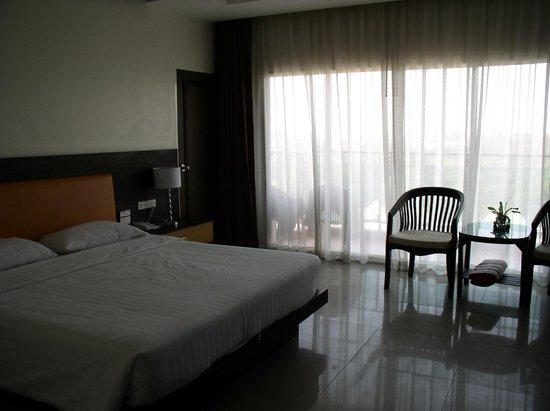 Prima Villa Hotel: Номер Делюкс
