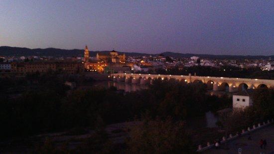 Hesperia Córdoba: vistas desde el lado del hotel