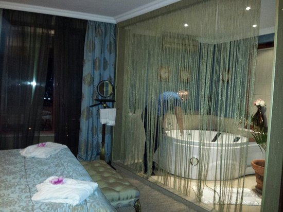 Spa Hotel Rich : Louis