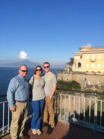 Private Day Tours: Sorrento
