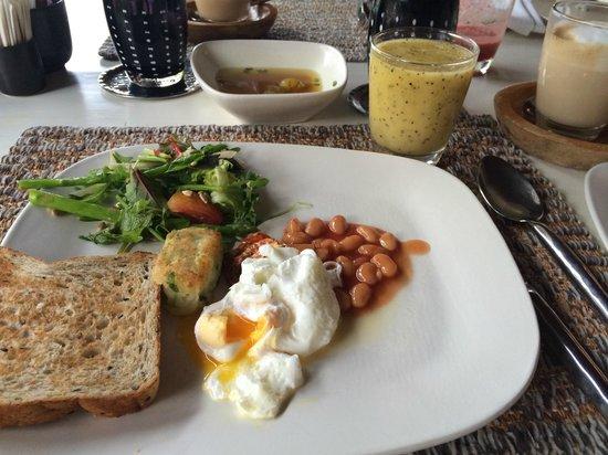 SALA Samui Choengmon Beach Resort: Buffet Breakfast