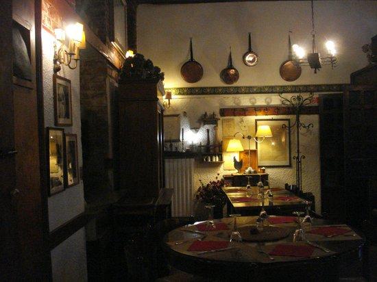 La Pineta: la  sala grande