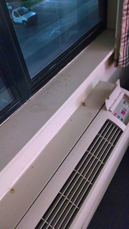 Extended Stay America - Amarillo - West: the heating unit
