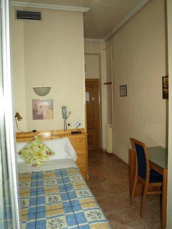 Hostal San Lorenzo: Одноместный номер