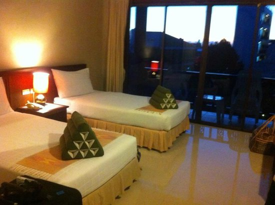Casa Del M, Patong Beach: our room