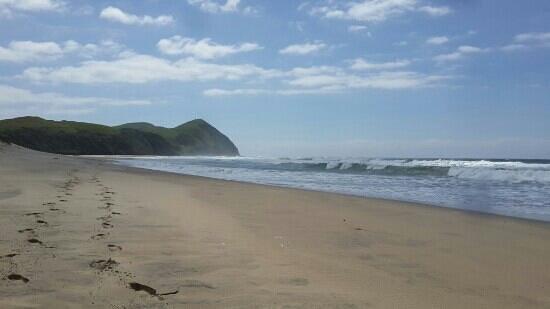 Umngazi River Bungalows & Spa: beautiful beach