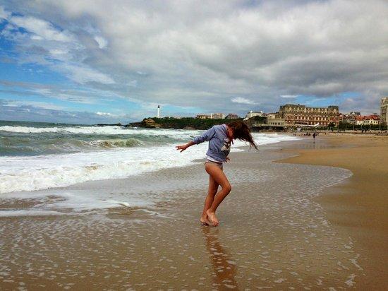 Mirano Hotel: Океан