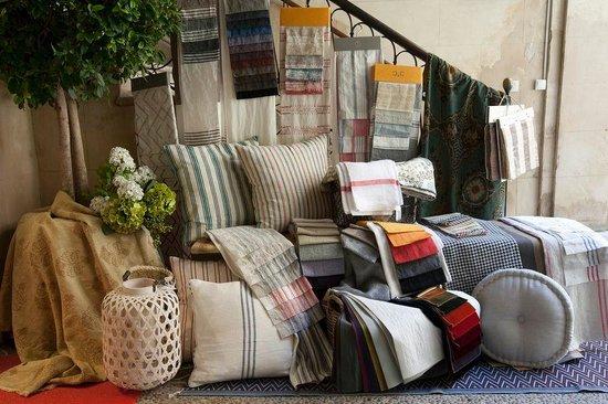 Bondian Living Store: International Fabrics
