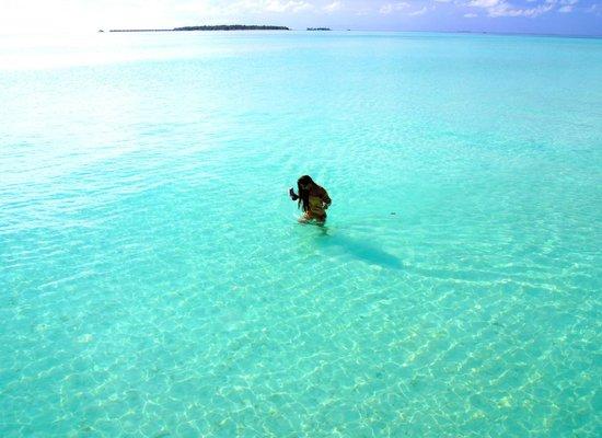Holiday Island Resort & Spa: Океан)