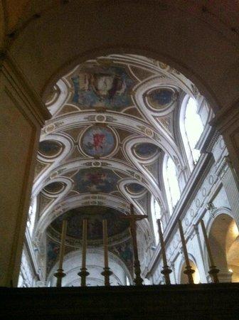 Église Saint-Roch : voute