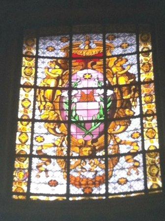 Église Saint-Roch : vitrail 2