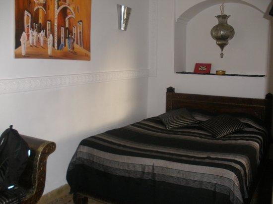 Riad Chacha Lalla: La chambre Doukkala