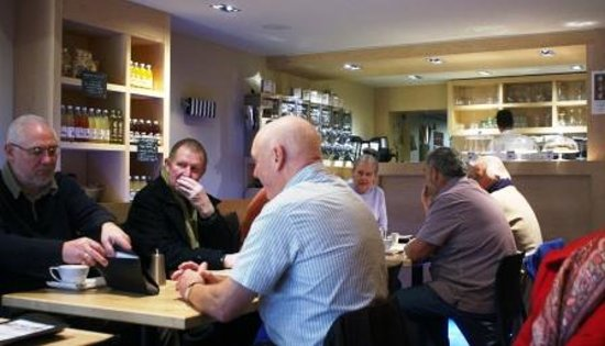 Caffe Da Noi: Interior