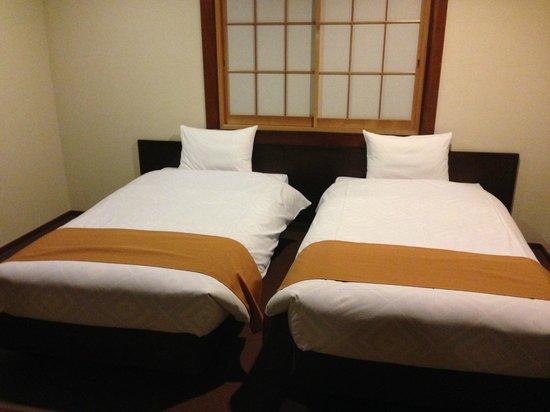 Ashinoko Ichinoyu: Beds