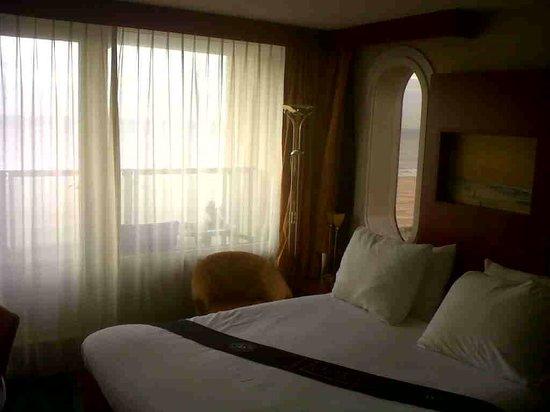 Carlton Beach : Room view