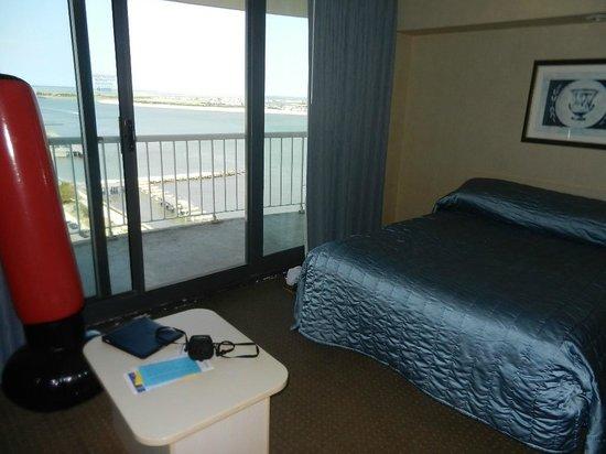 Flagship Resort: balcon