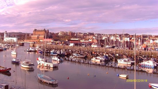 Bay Norbreck Hotel: SCARBROUGH HARBOUR!