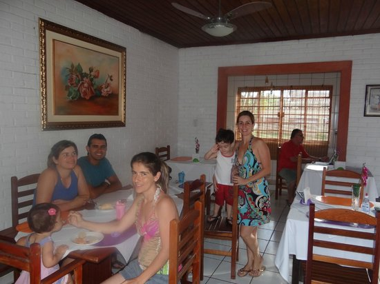 Pousada Bora Mora: cafezão