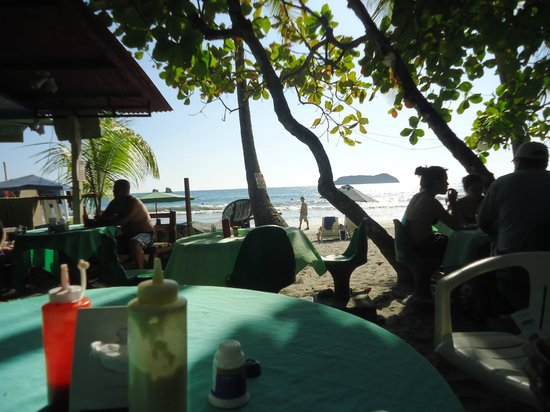Balu's Beach Bar: las vistas