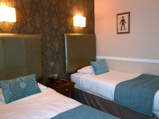 Princes Square Hotel : Einzelzimmer