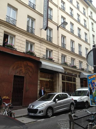Hotel Excelsior Latin : Hotel Street View