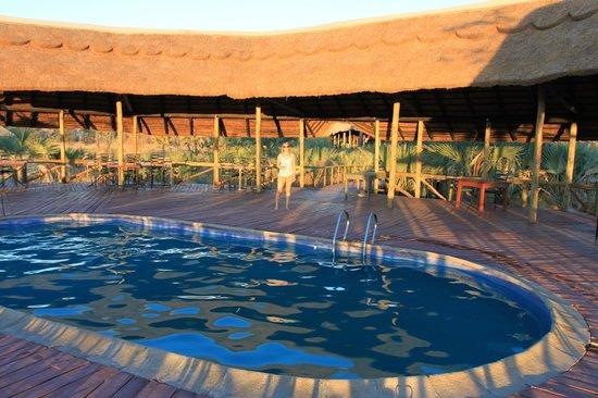 Maramboi Tented Camp: pool