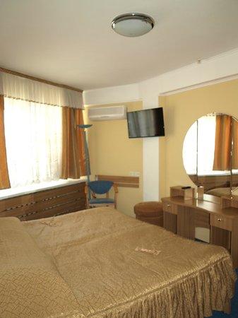 The Hotel Complex Tourist: Спальня