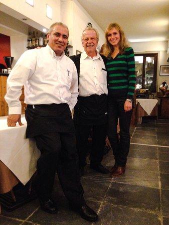 Ristorante Ribot: i fantastici soci del ristorante