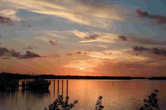 Morada Bay : Perfect sunset November 13