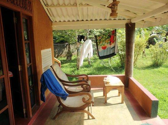 Mangrove Villa : Терраска