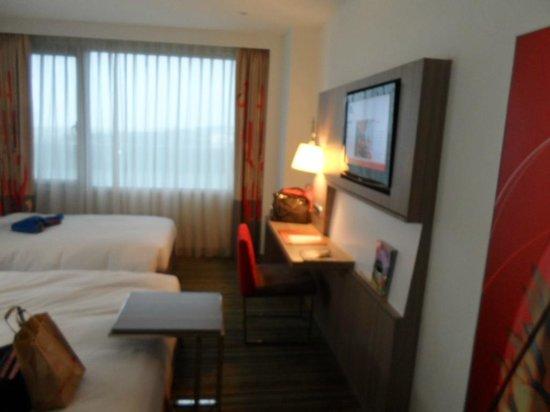 Hotel Novotel Taipei Taoyuan International Airport: Standard Room - Bed