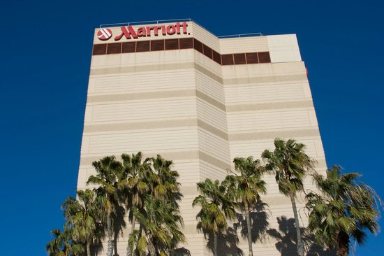 Marina del Rey Marriott: The Marriott