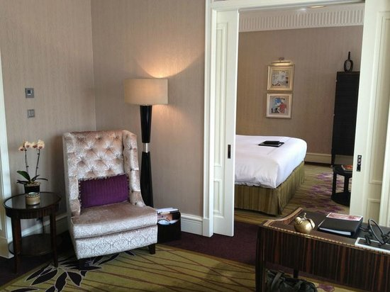 Fairmont Peace Hotel: Bedroom
