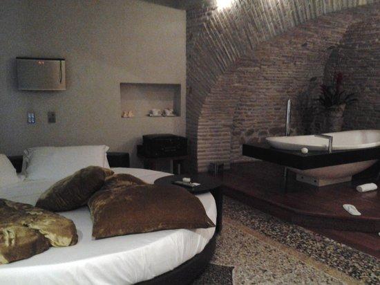 Residenze SuiteSistina for Lovers: Tutta tonda