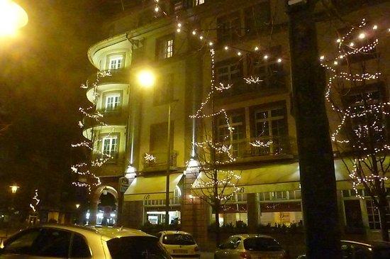 Best Western Grand Hôtel Bristol : Vue de l'hôtel