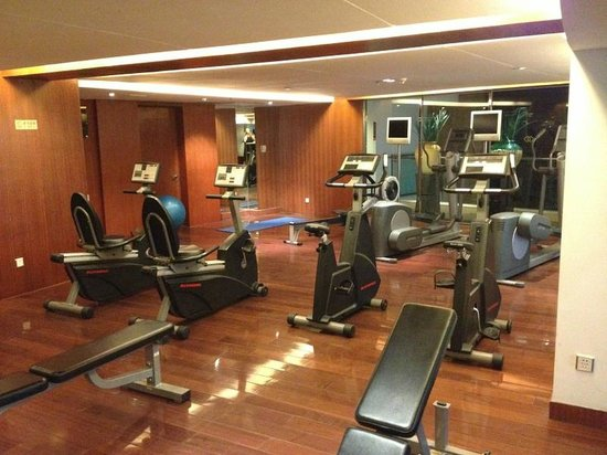 Sofitel Xian on Renmin Square : Gym