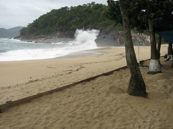 Sununga Beach: Tranquilidade e paz