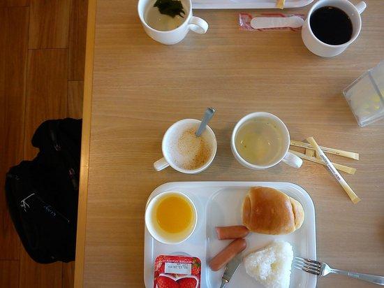 Hotel Villa Fontaine Nihombashi Mitsukoshimae : Café da manhã