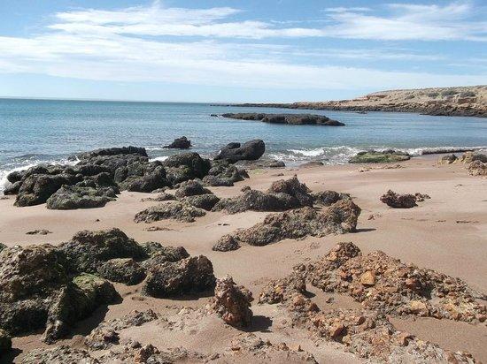 Granja Marina San Julian: Un des paysages magnifique de la Patagonie