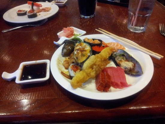 Photo of Sushi Restaurant Tokyo One at 4350 Belt Line Rd, Addison, TX 75001, United States