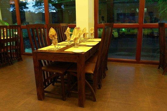 Raintree Multi Cuisine Restaurant: Raintree Cover set up