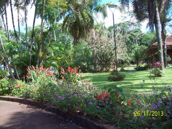 Hotel Tropical: Parque