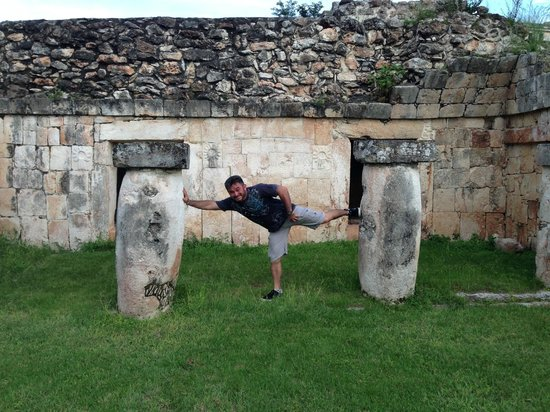 At Your Service Cancun - Day Tours : Play on the ruins # 2