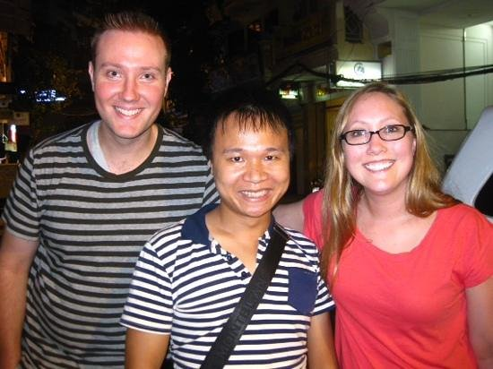 Vietnam Awesome Travel - Day Tours : With our guide, Ha!