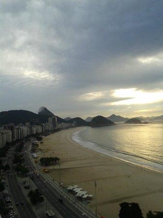 Pestana Rio Atlantica : Vista da cobertura