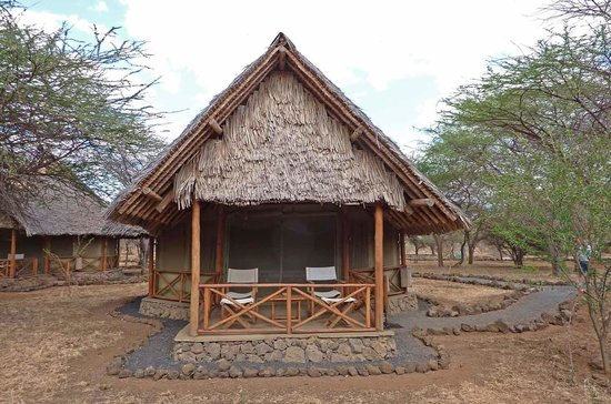 Severin Safari Camp: Our place to stay