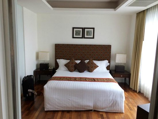 Natural Ville Executive Residences: Bedroom