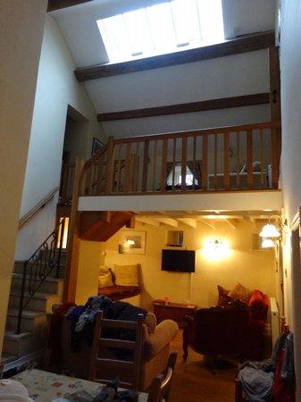 Rushop Hall: upstairs
